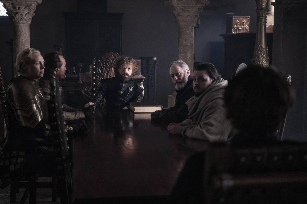 Теория: финал «Игры престолов» — это и есть замысел Мартина 6