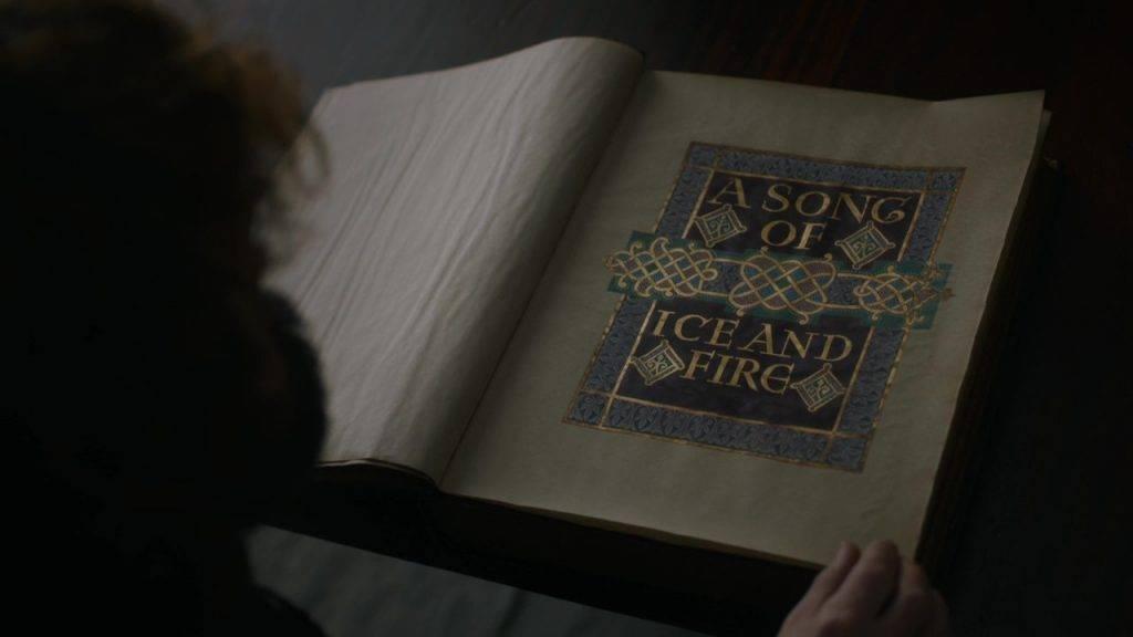 Теория: финал «Игры престолов» — это и есть замысел Мартина 2