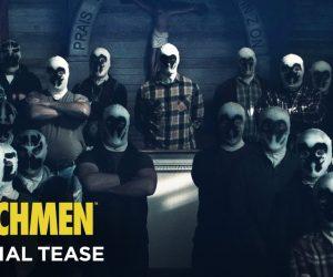 Старый Озимандия и подражатели Роршаха: первый трейлер сериала «Хранители» от HBO