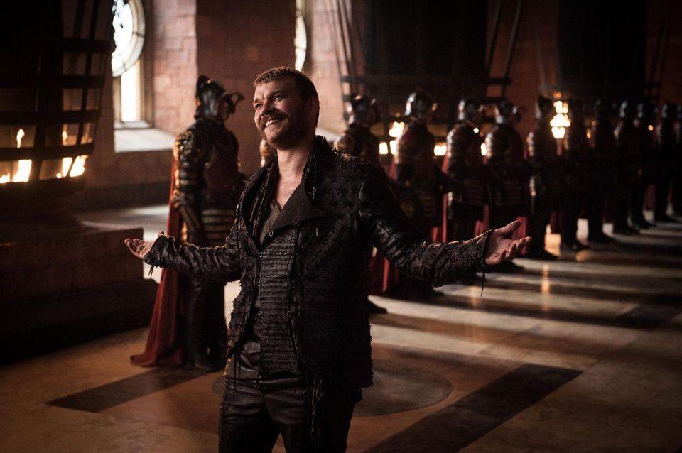 Пилу Асбек — Эурон Грейджой из «Игры престолов» — посетит Comic Con в Казахстане