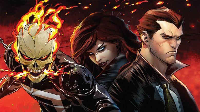 В 2020 году Marvel и Hulu выпустят сериалы про Призрачного гонщика и Сына Сатаны