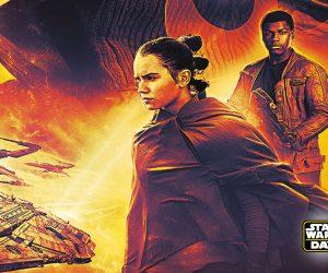 Lucasfilm представила сопутствующие книги к выходу девятого эпизода «Звёздных войн» 14