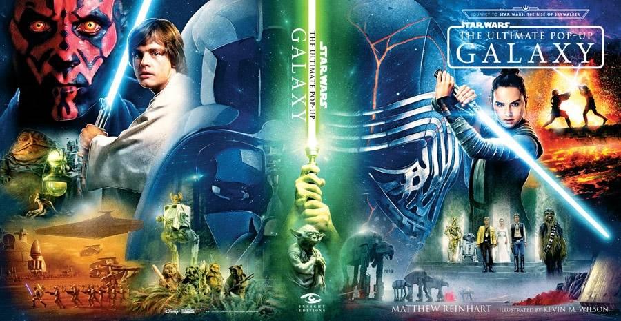 Lucasfilm представила сопутствующие книги к выходу девятого эпизода «Звёздных войн» 6