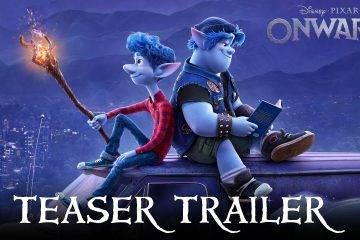 Первый тизер Onward — нового мультфильма от Pixar 3