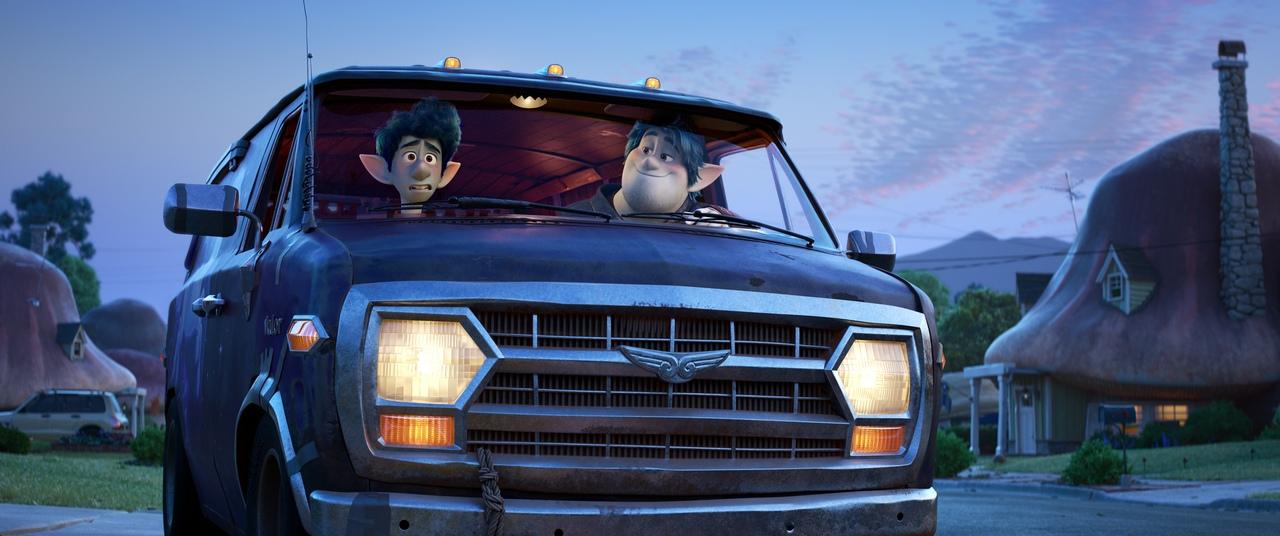 Первый тизер Onward — нового мультфильма от Pixar 1