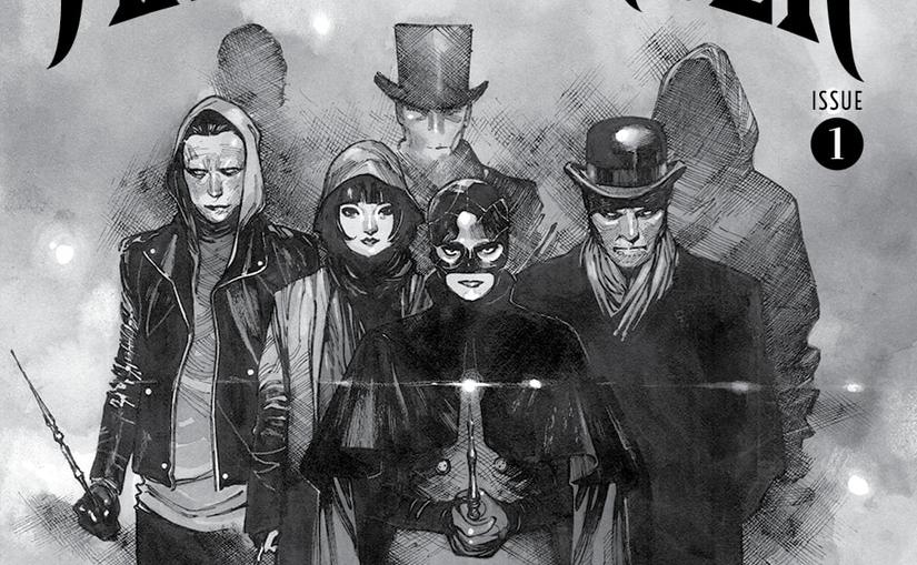 Netflix заказал сериал The Magic Order по мотивам комикса Марка Миллара