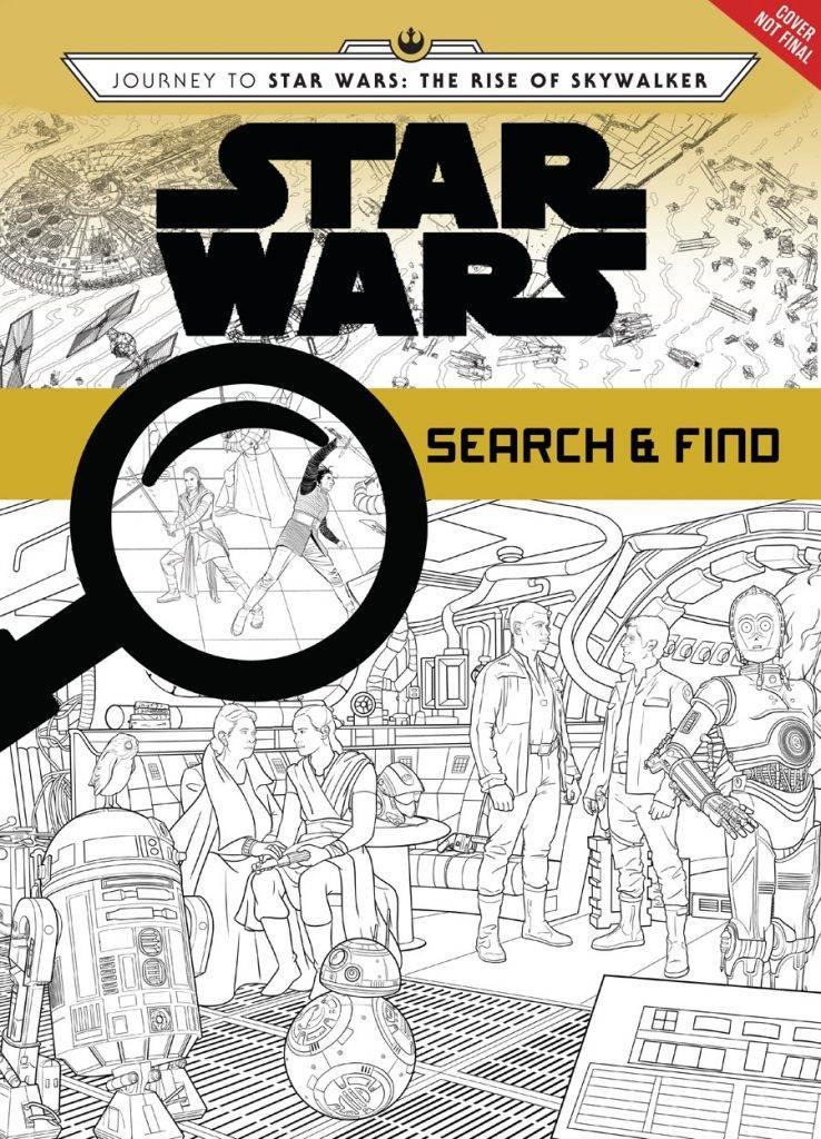Lucasfilm представила сопутствующие книги к выходу девятого эпизода «Звёздных войн» 12