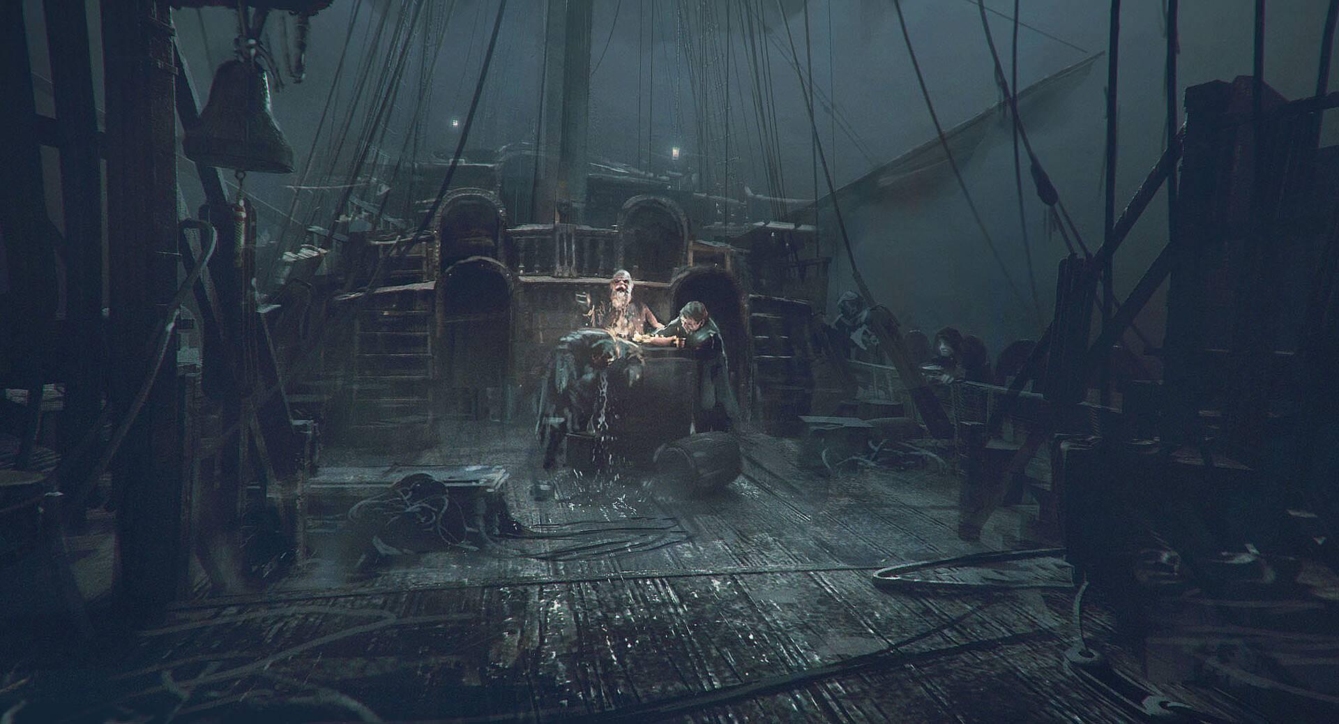 Концепт-арт: иллюстрации к восьмому сезону «Игры престолов» 2