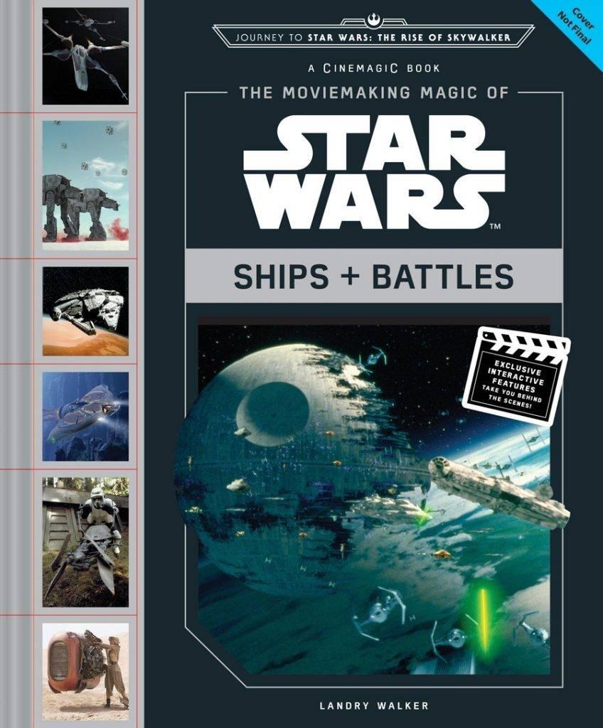 Lucasfilm представила сопутствующие книги к выходу девятого эпизода «Звёздных войн» 13