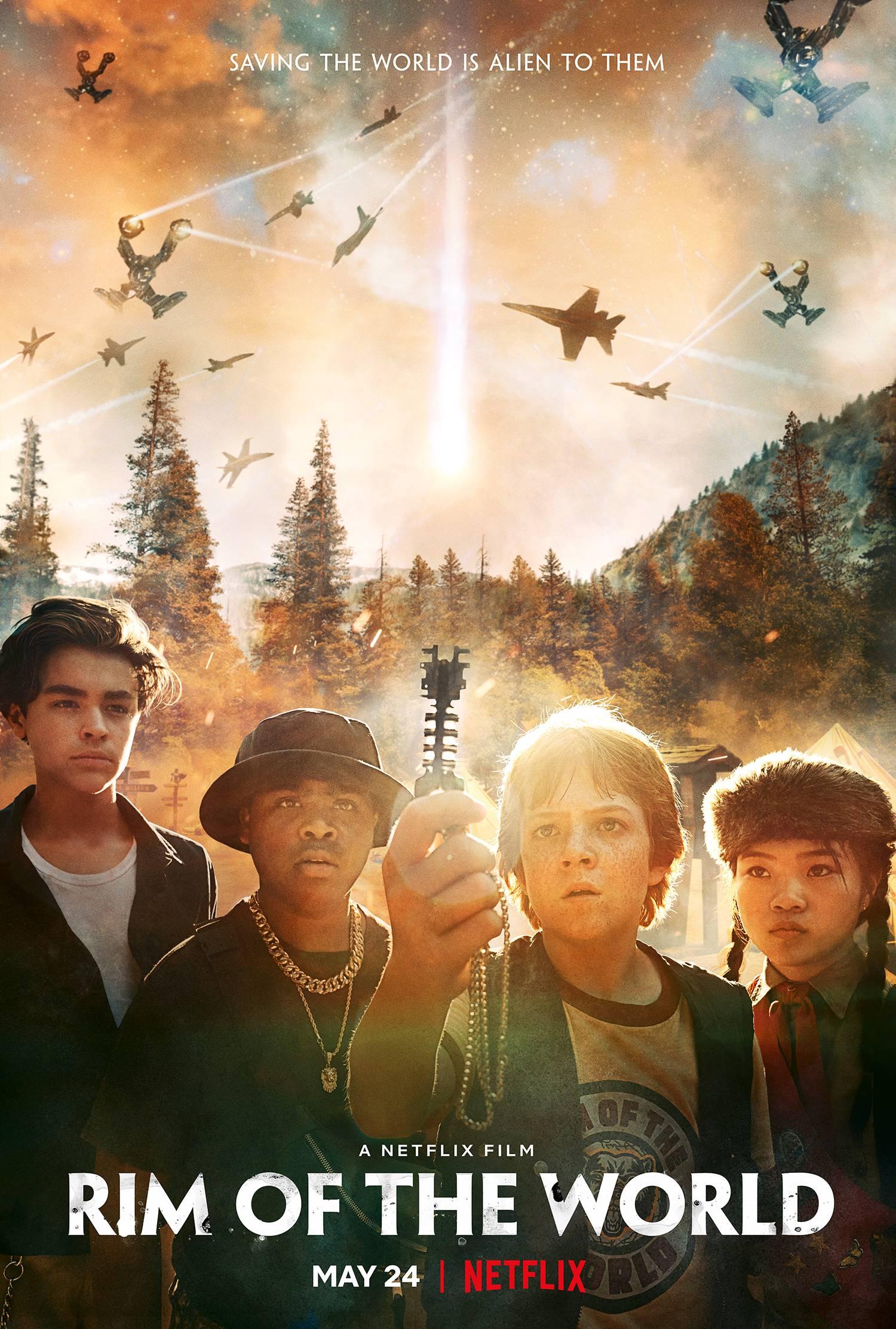 Подростки спасают мир: трейлер НФ-фильма «Рубеж мира»