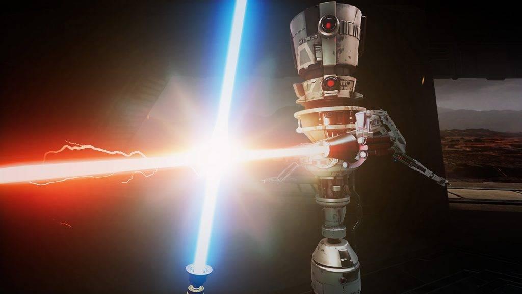 Vader Immortal: A Star Wars VR Series. Впечатляющий VR про Дарта Вейдера 3