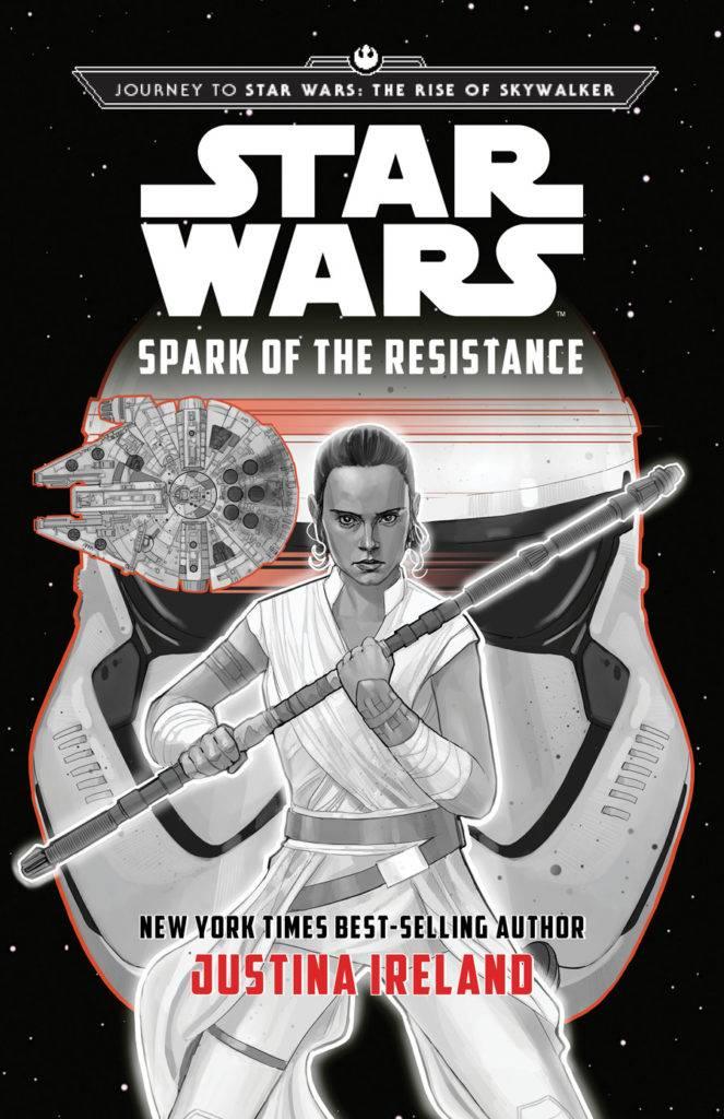 Lucasfilm представила сопутствующие книги к выходу девятого эпизода «Звёздных войн» 4