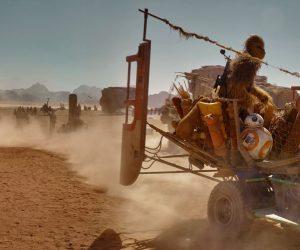 Кадры девятого эпизода «Звёздных войн» — «Скайоукер. Восход»