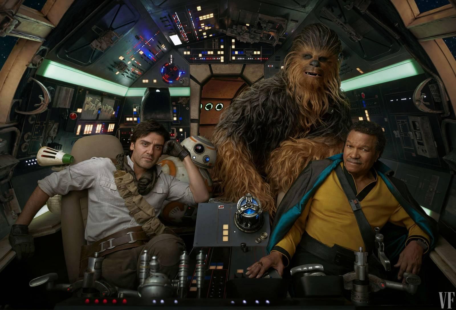 Кадры девятого эпизода «Звёздных войн» — «Скайоукер. Восход» 8