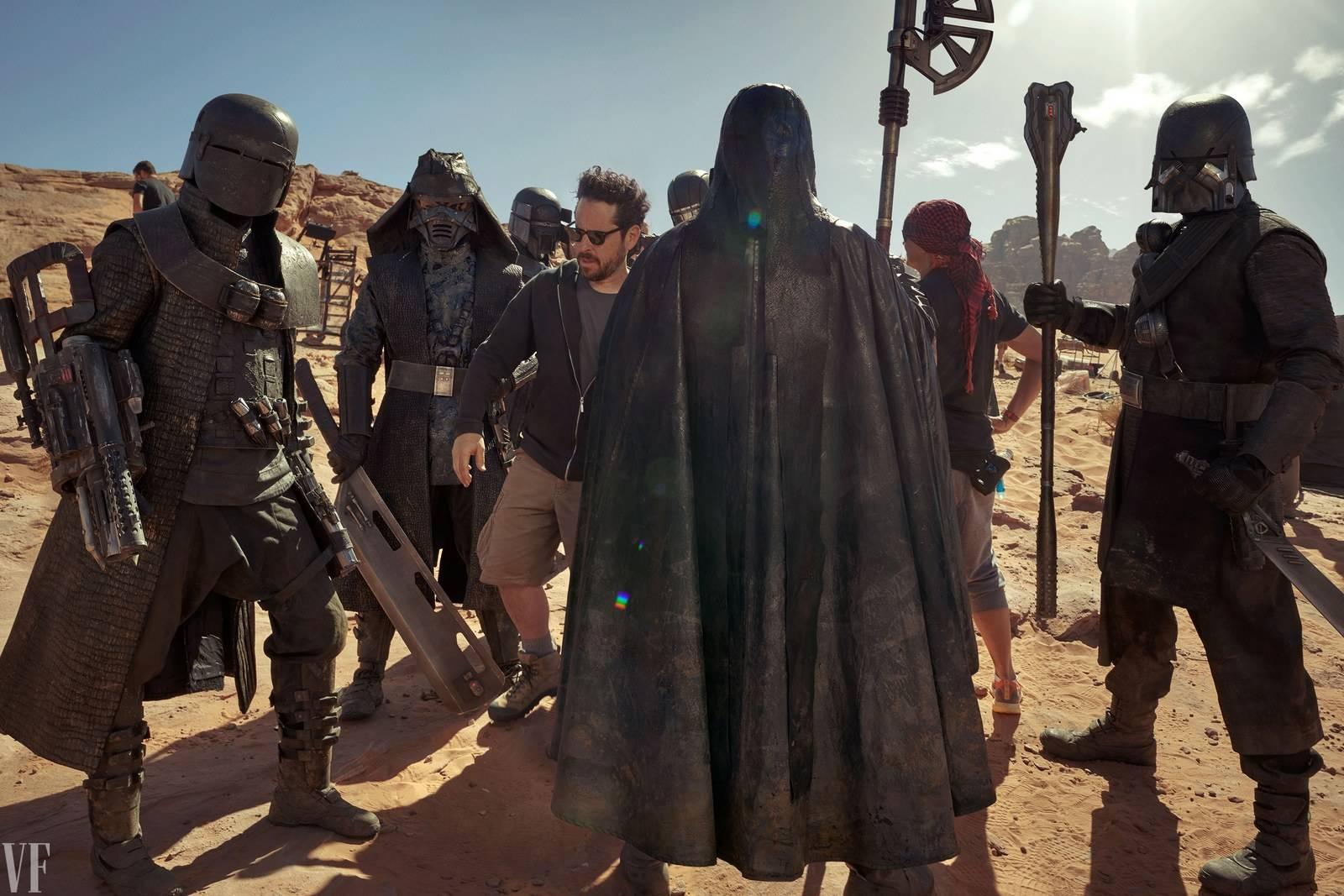 Кадры девятого эпизода «Звёздных войн» — «Скайоукер. Восход» 13