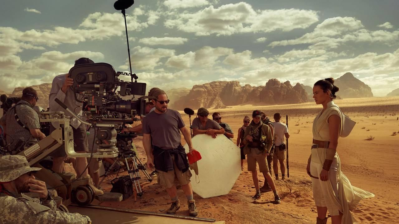 Кадры девятого эпизода «Звёздных войн» — «Скайоукер. Восход» 14