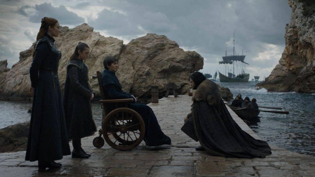 Игра престолов, эпизод 8.06 «Железный трон»: реквием по мечте 5