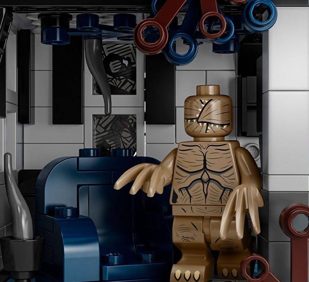 Компания LEGO анонсировала набор по «Очень странным делам» 4
