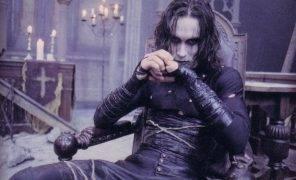 «Ворон» с Брендоном Ли: мрачная история готического боевика