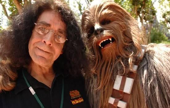 Умер Питер Мейхью —исполнитель роли Чубакки из «Звёздных войн»