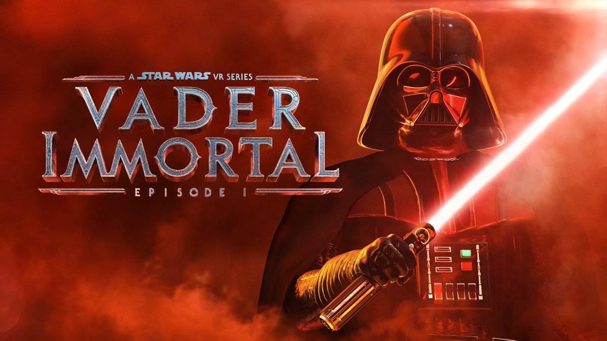 Vader Immortal: A Star Wars VR Series. Впечатляющий VR про Дарта Вейдера 4