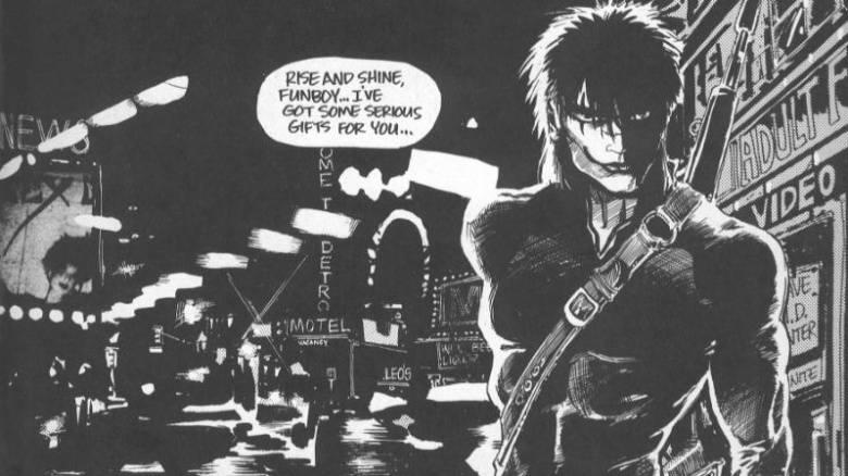 Как снимался «Ворон»: мрачная история готического боевика