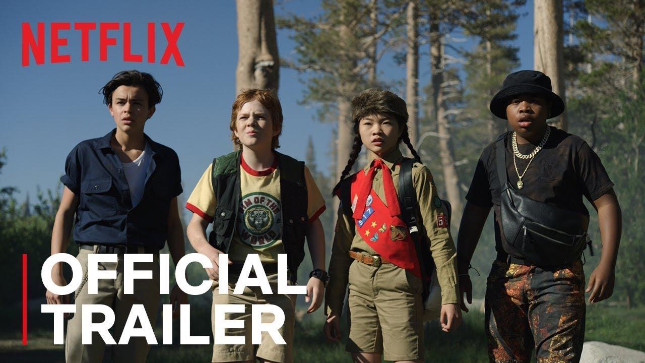 Подростки спасают мир: трейлер НФ-фильма «Рубеж мира» 1