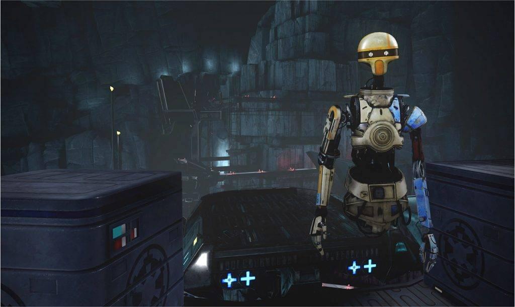 Vader Immortal: A Star Wars VR Series. Впечатляющий VR про Дарта Вейдера 5