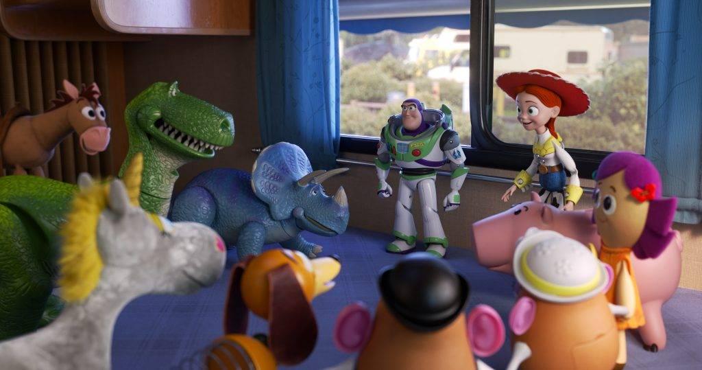 «История игрушек4»