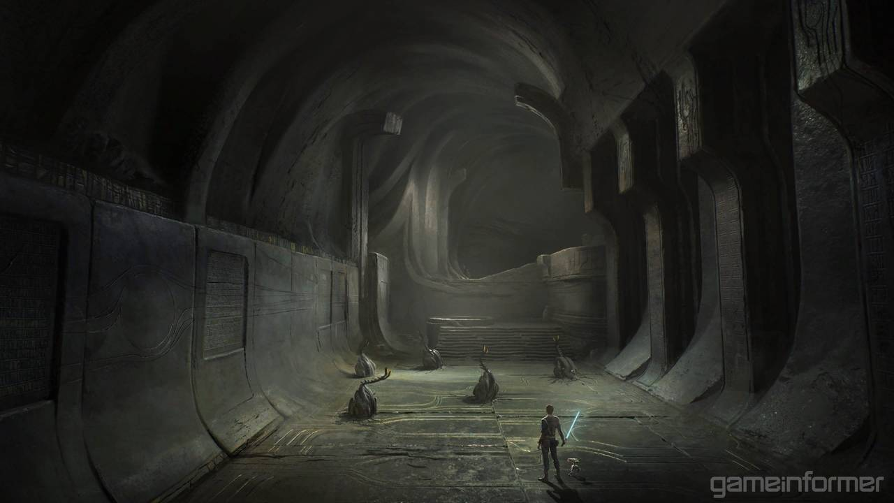 Подробности и геймплейный трейлер Star Wars Jedi: Fallen Order с EA Play