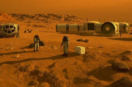 Когда мы полетим на Марс и Венеру? 9