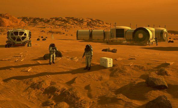 Когда мы полетим на Марс и Венеру? Колонизация Солнечной системы