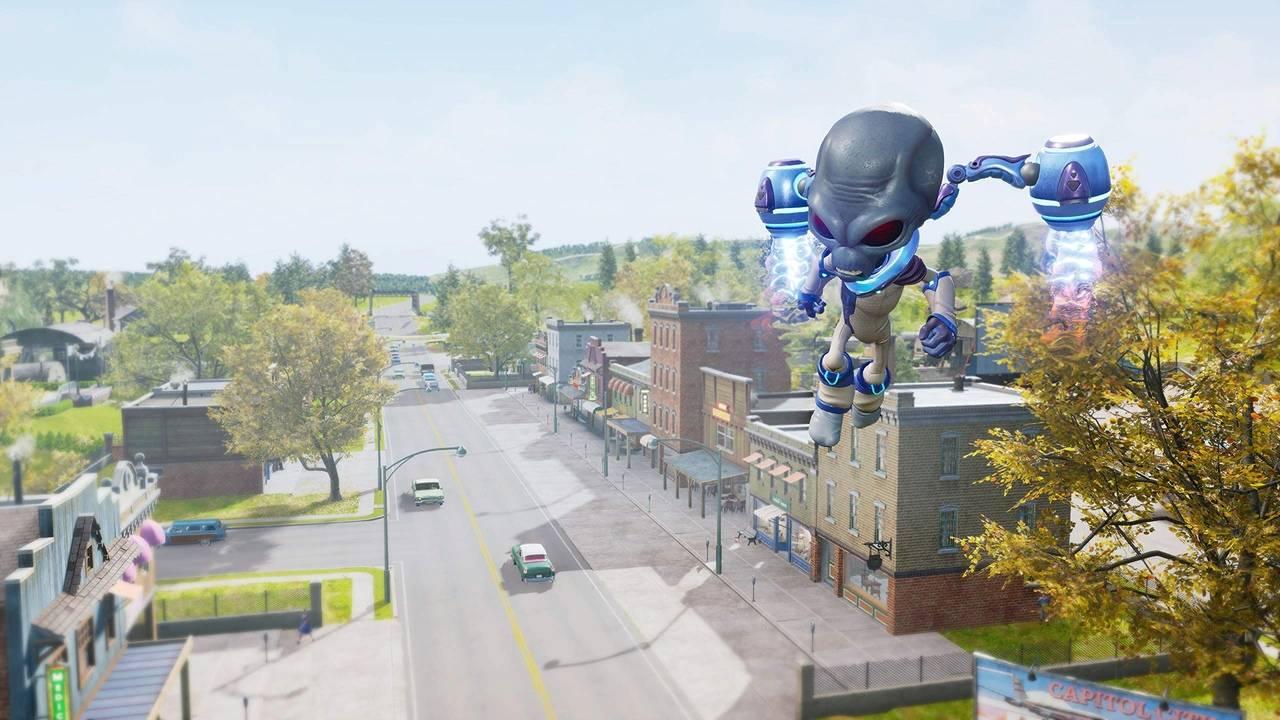 THQ Nordic в 2020 году выпустит ремейк пародийной игры Destroy All Humans! 1