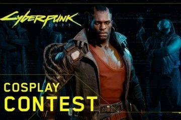 Студия CD PROJEKT RED проведёт официальный косплей-конкурс по игре Cyberpunk 2077