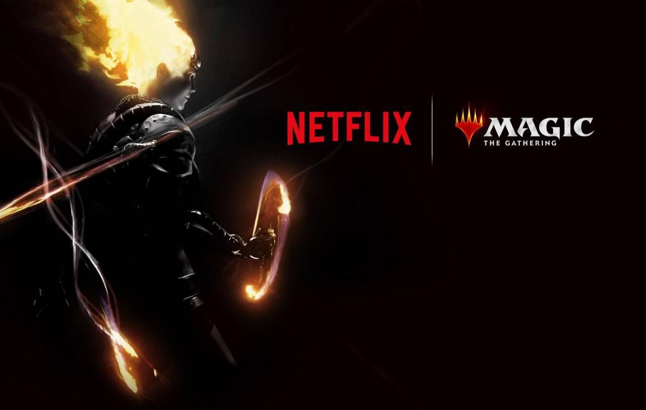 Братья Руссо снимут анимационный сериал Magic: the Gathering для Netflix