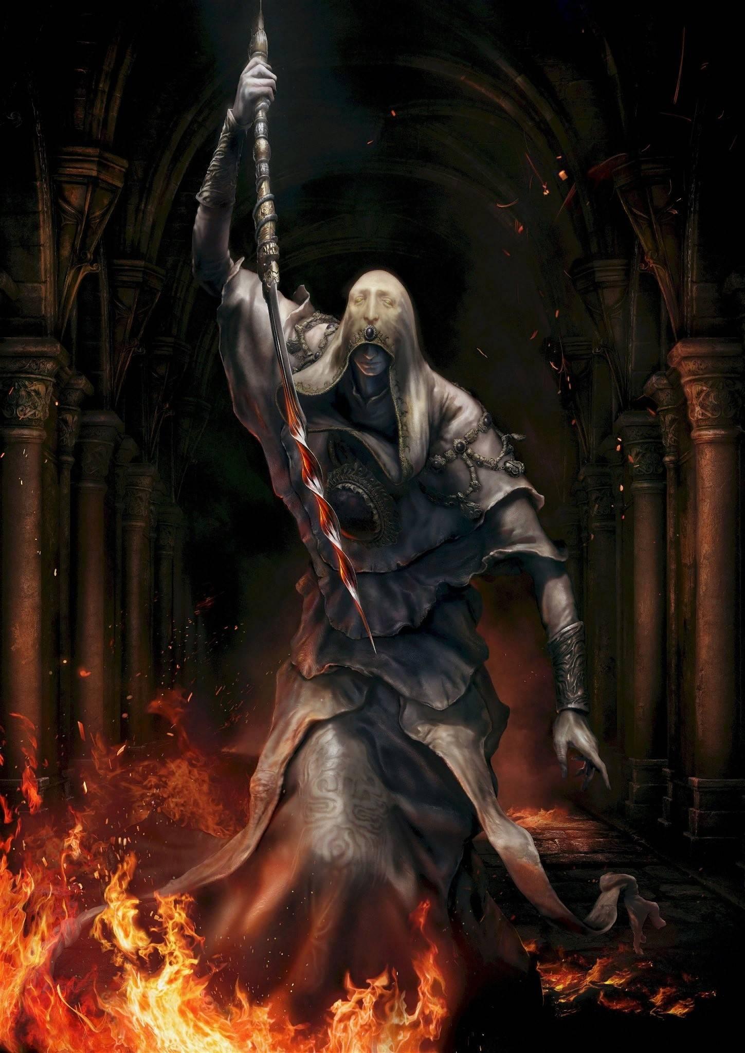 Подробности и трейлер Elden Ring — игры от FromSoftware и Джорджа Мартина 1