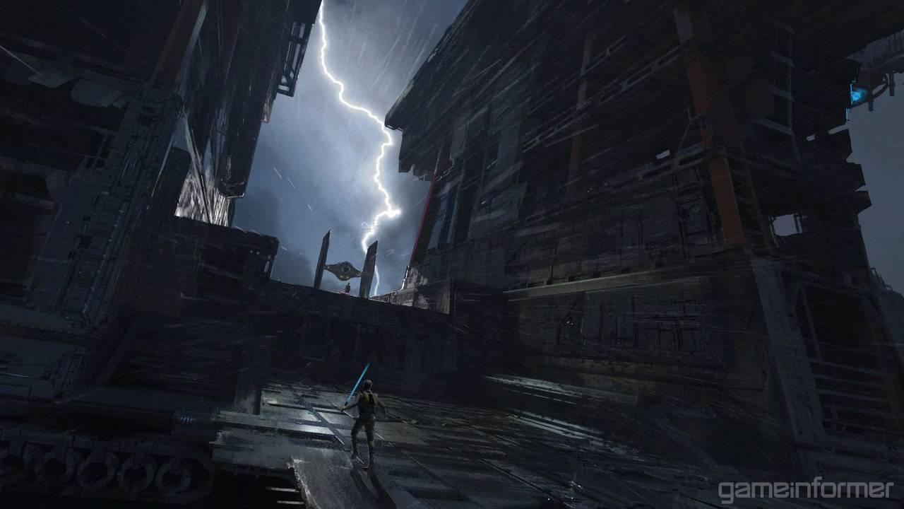 Подробности и геймплейный трейлер Star Wars Jedi: Fallen Order с EA Play 1