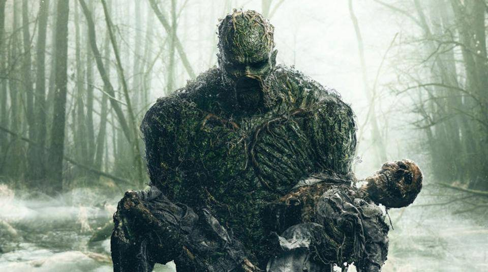 Джеймс Ван —продюсер «Болотной твари» —прокомментировал закрытие сериала
