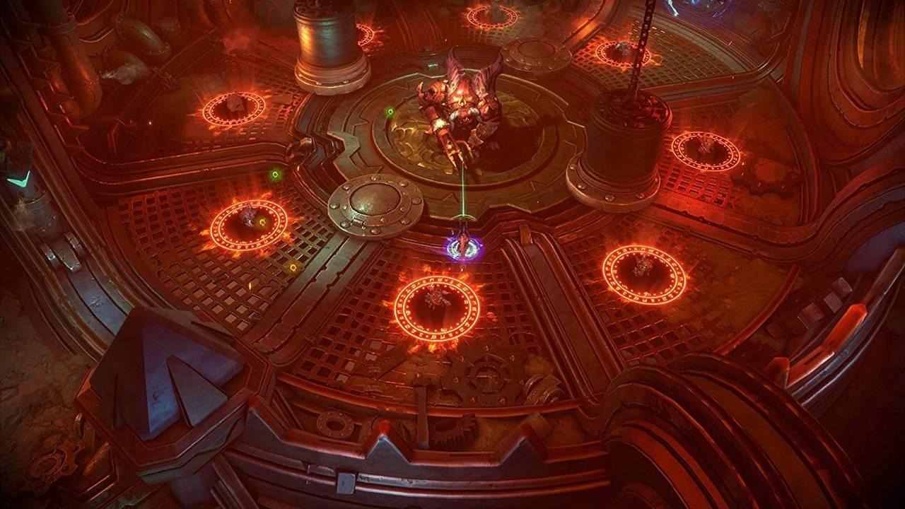 THQ Nordic представил Darksiders Genesis — спин-офф серии в духе Diablo 1