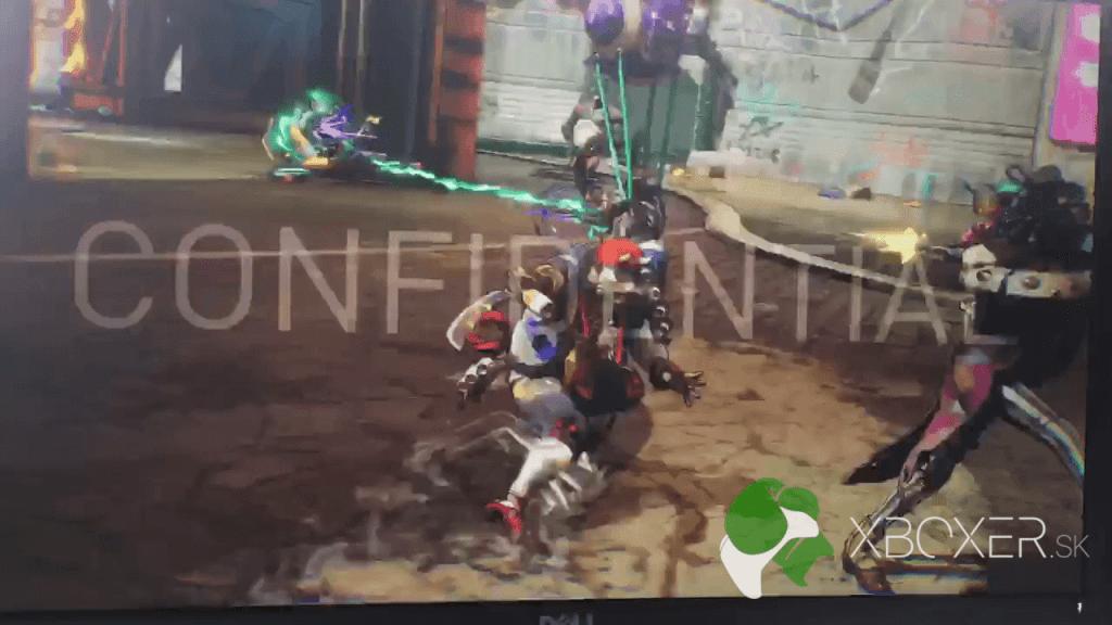 Утечка: трейлер и скриншоты командного экшена Bleeding Edge от создателей DmC и Hellblade 2