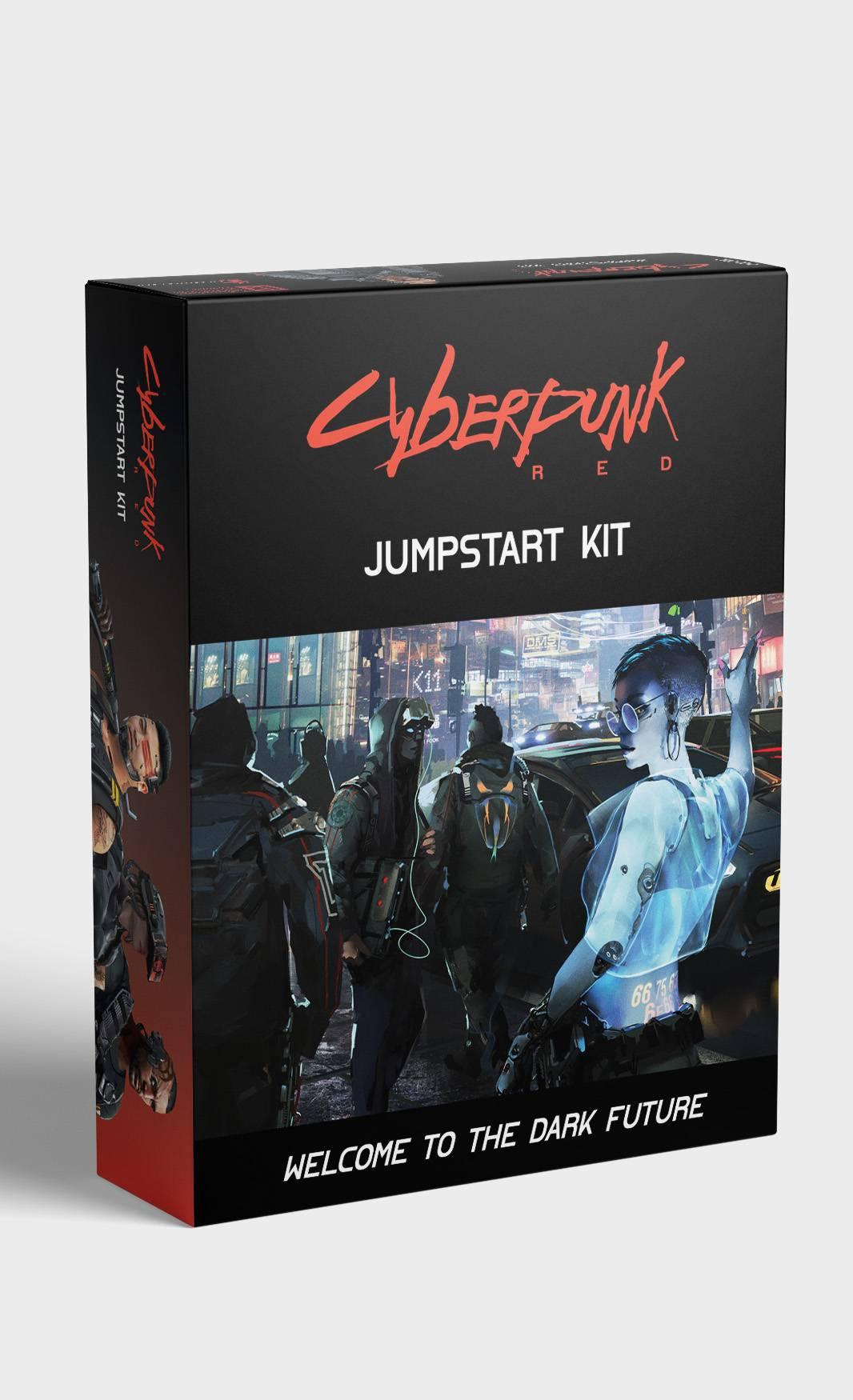 Настольная ролевая игра Cyberpunk RED — обновлённая редакция CP2020 — поступит в продажу 1 августа 2
