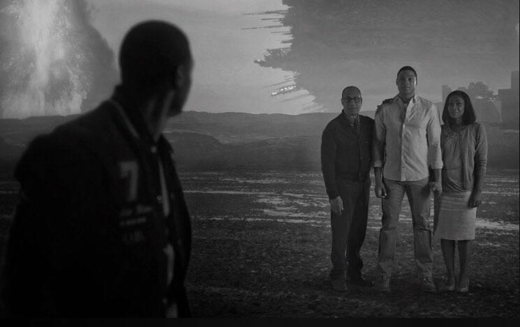 Зак Снайдер показал кадры с Дарксайдом и кораблём Зелёных фонарей из своей версии «Лиги Справедливости» 2