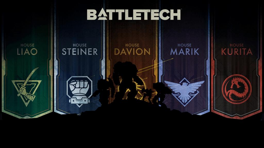 Когда роботы были большими. История вселенной BattleTech 4