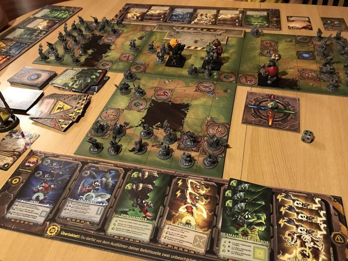 Mechs vs Minions. Настолка во вселенной League of Legends