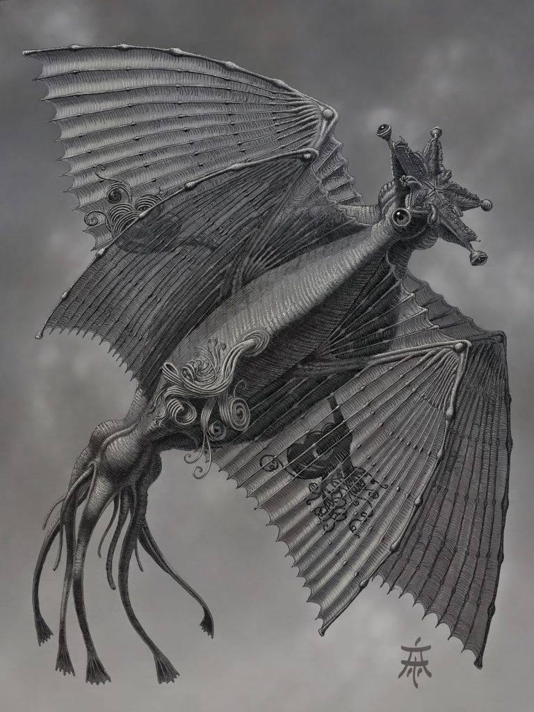 Остров Ктулху и города древних рас: путеводитель по нечеловеческим руинамЛавкрафта 3