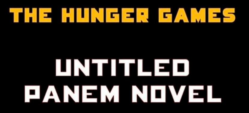 Сьюзен Коллинз выпустит приквел к «Голодным играм»