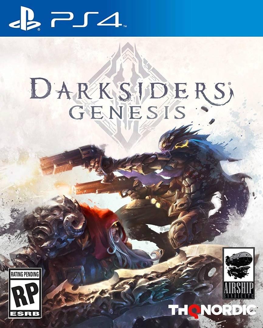 THQ Nordic представил Darksiders Genesis — спин-офф серии в духе Diablo