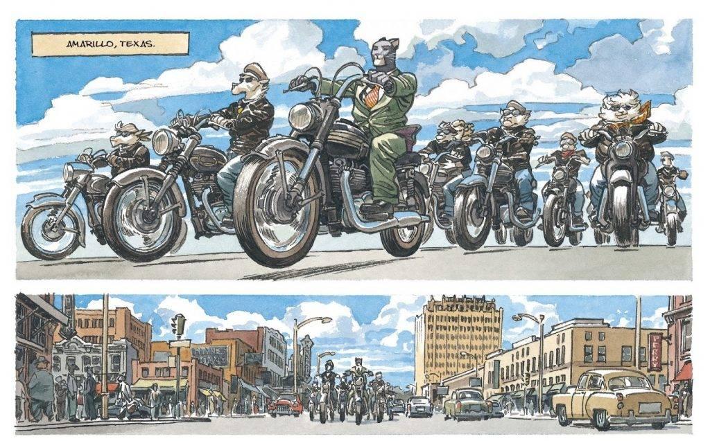 Новые комиксы на русском: фантастика и фэнтези. Июнь 2019 14
