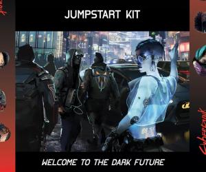 Настольная ролевая игра Cyberpunk RED — обновлённая редакция CP2020 — поступит в продажу 1 августа