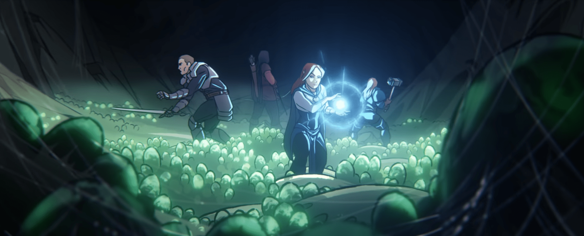 Один из авторов Endless Space и Endless Legend анонсировал ещё одну видеоигру по Dungeons & Dragons